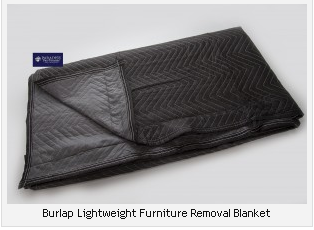 Lightweight pad for storage or short distance moving