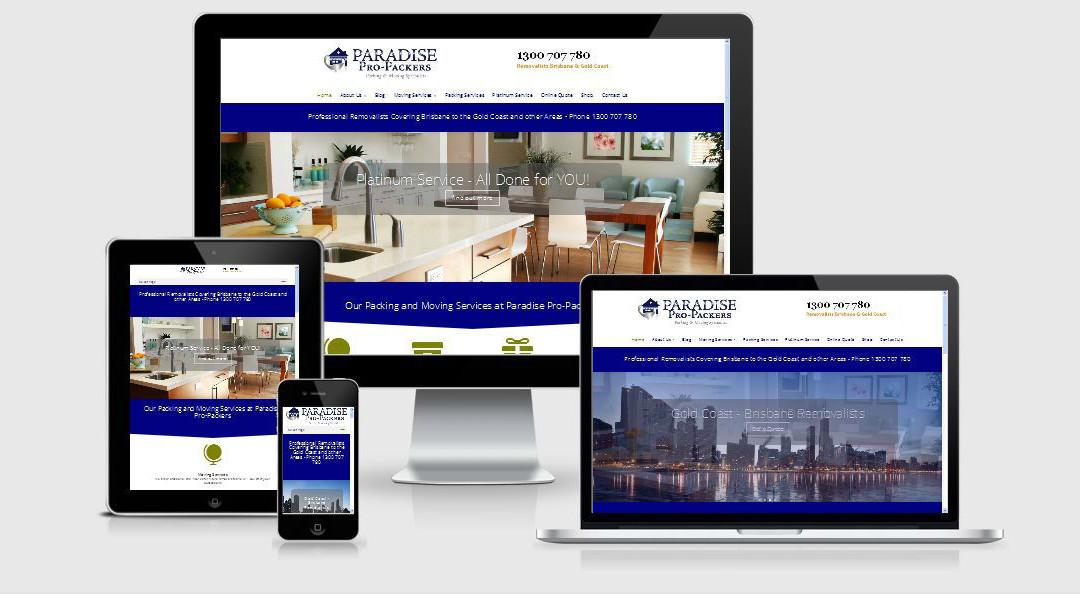New Website is responsive